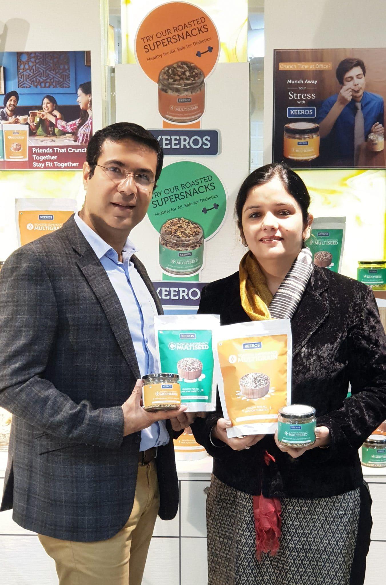 Sachin Sahni Keeros Superfoods