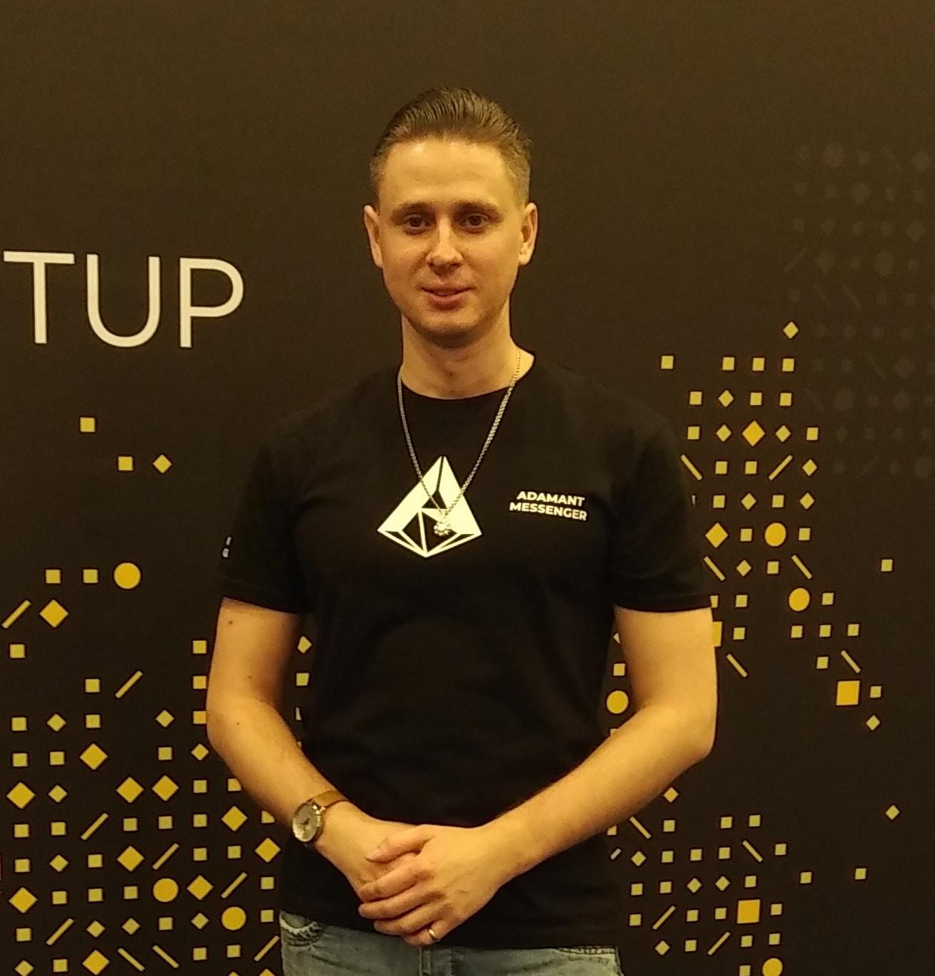 Aleksei Lebedev ADAMANT Messenger