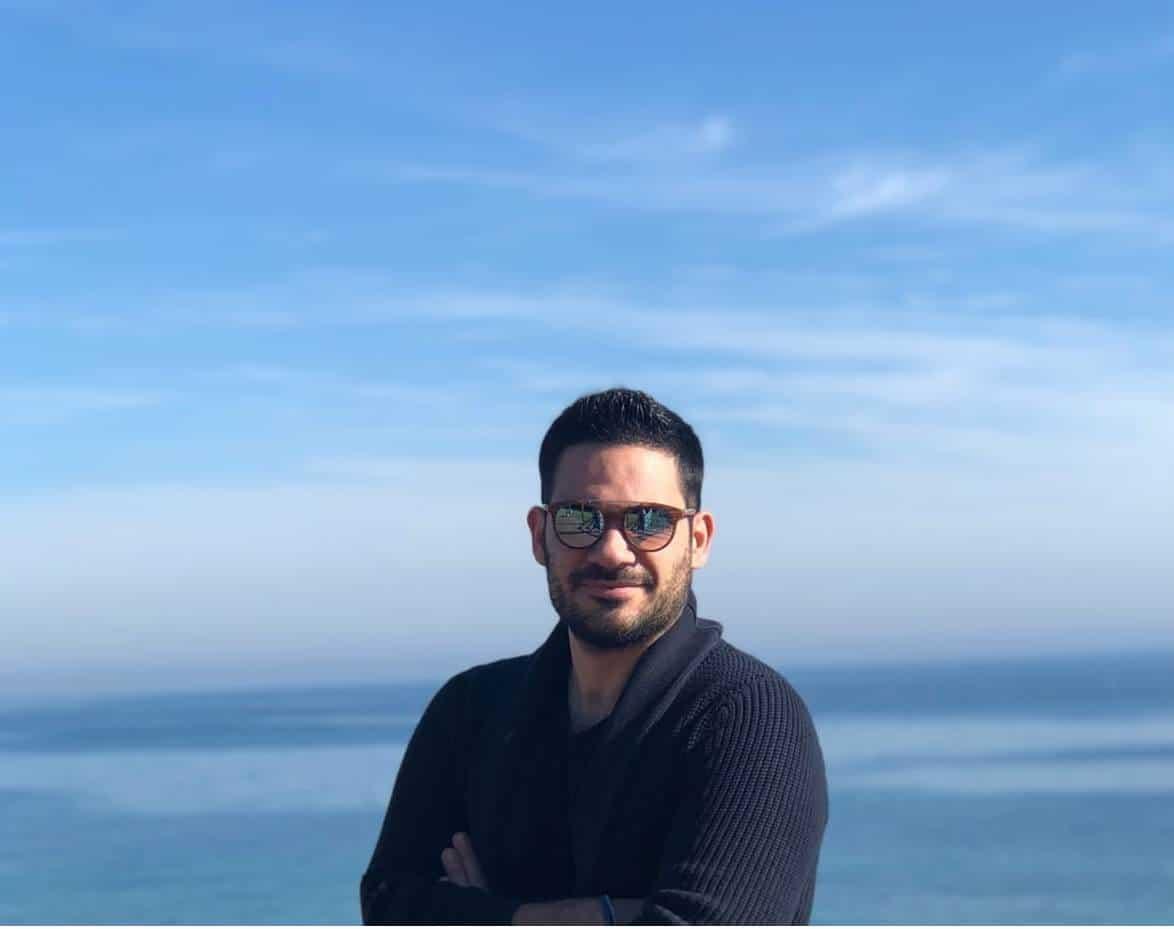 Alexandros Dedoukos Travelo.gr