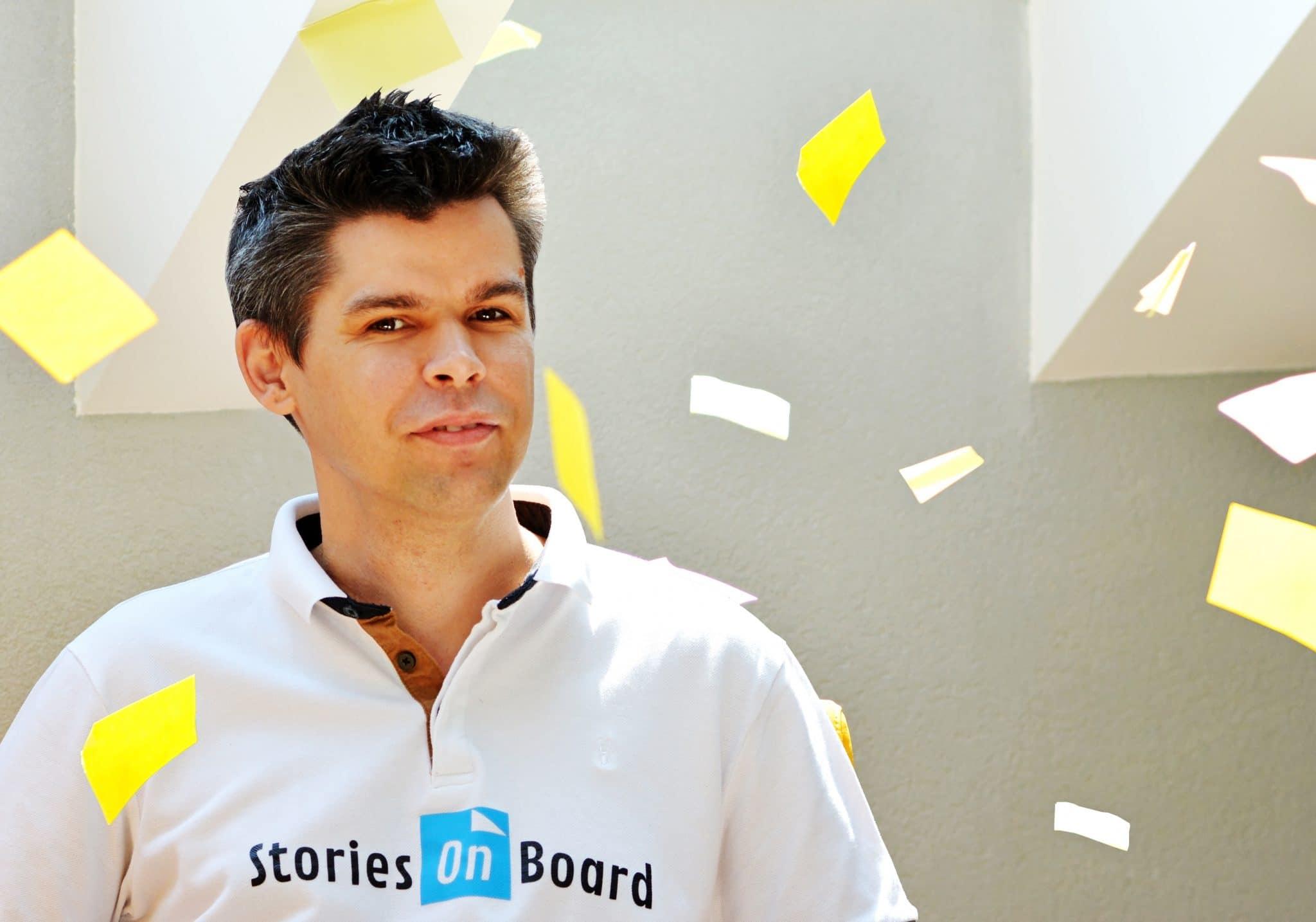 Arpad Tamas StoriesOnBoard