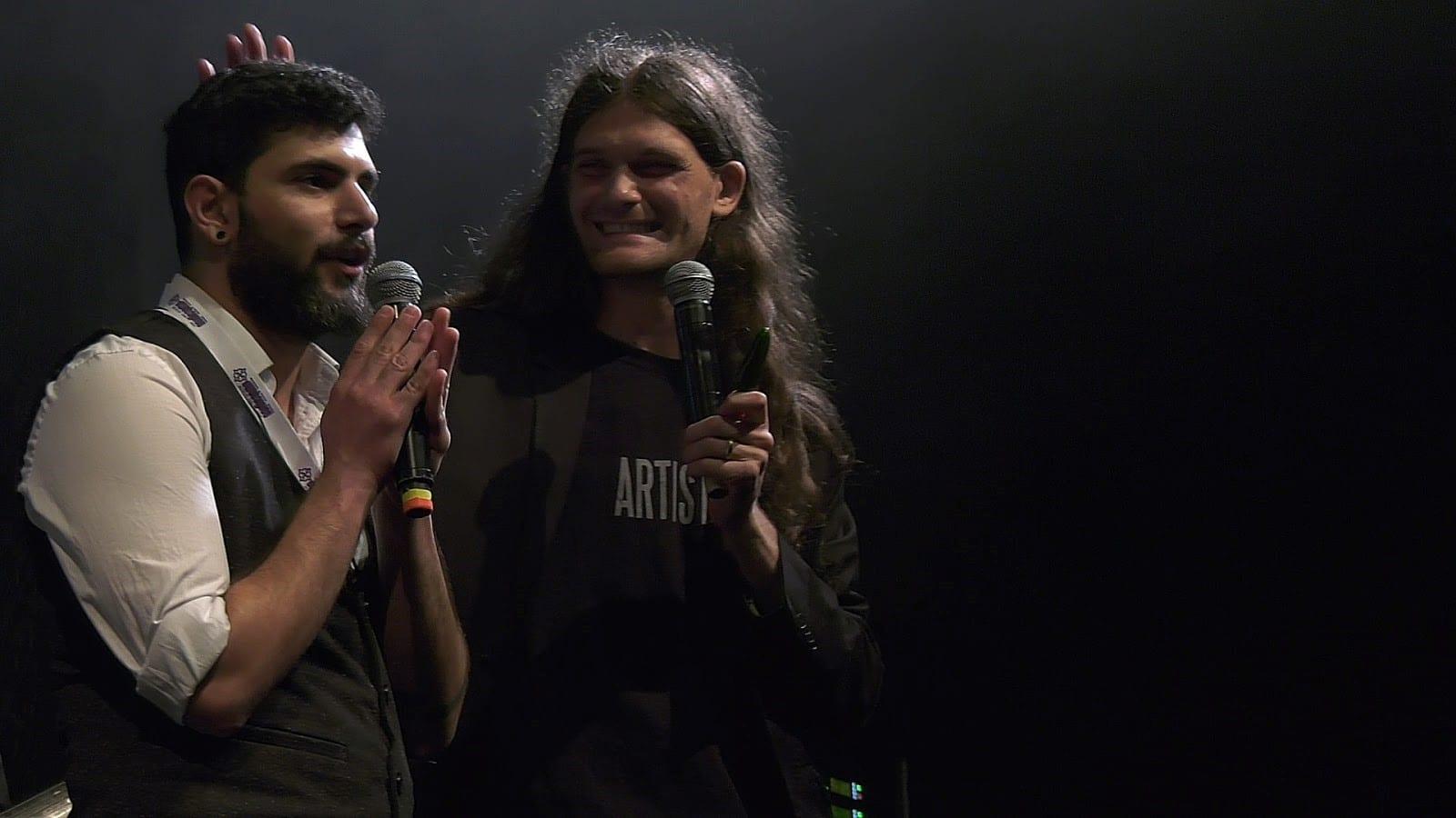 Ben Shmuelof & Arnold Nesis Capricia's Founders
