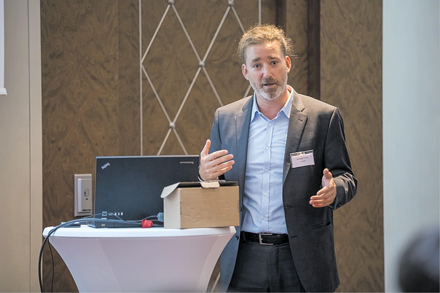 Christoph Baldegger Bonafide