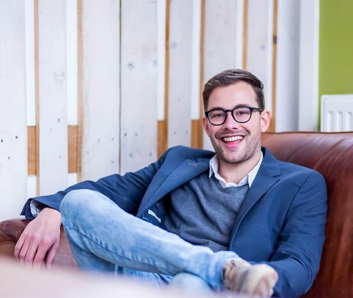 Etienne van de Boel vdBoel Online Business