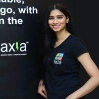 Jasmin K Shaikh Axia Foods