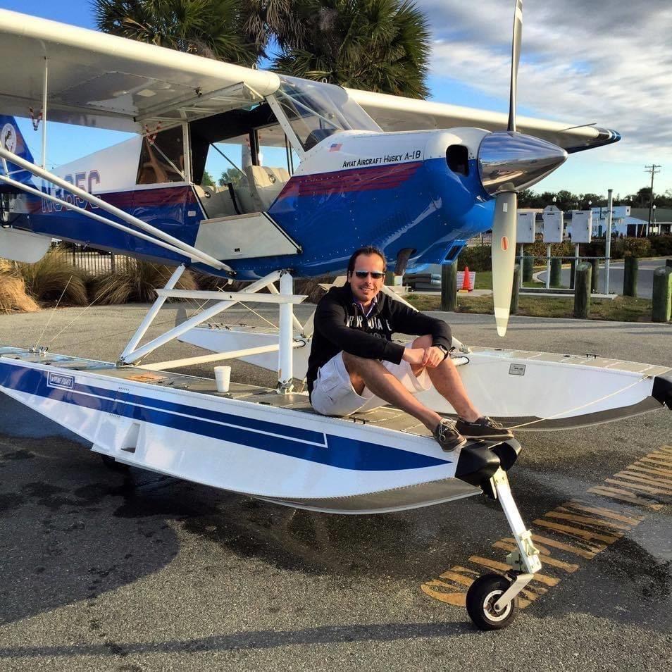 Lionel Vincent Mougel Siam Seaplane