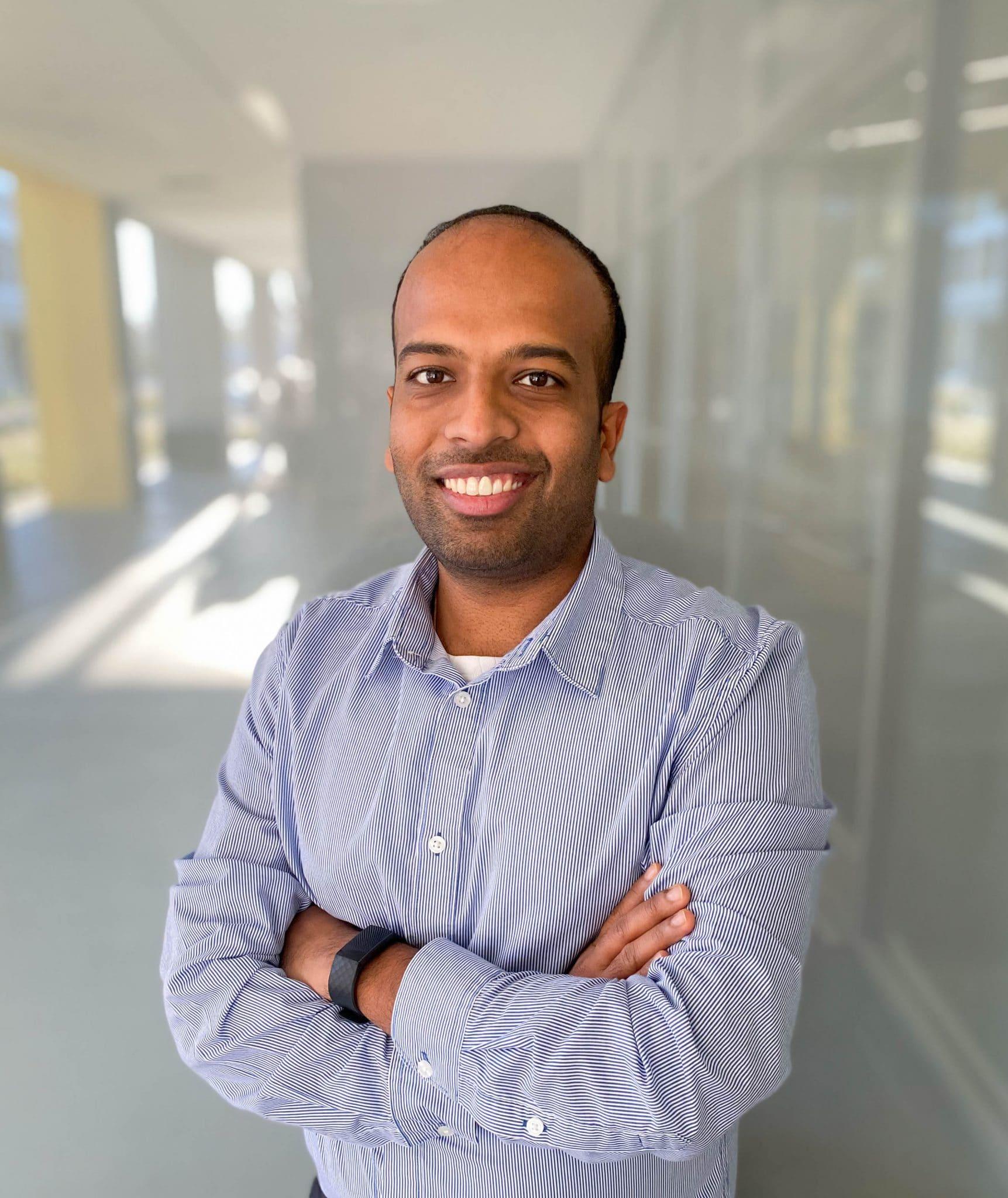 Mayank Sikaria Sibros