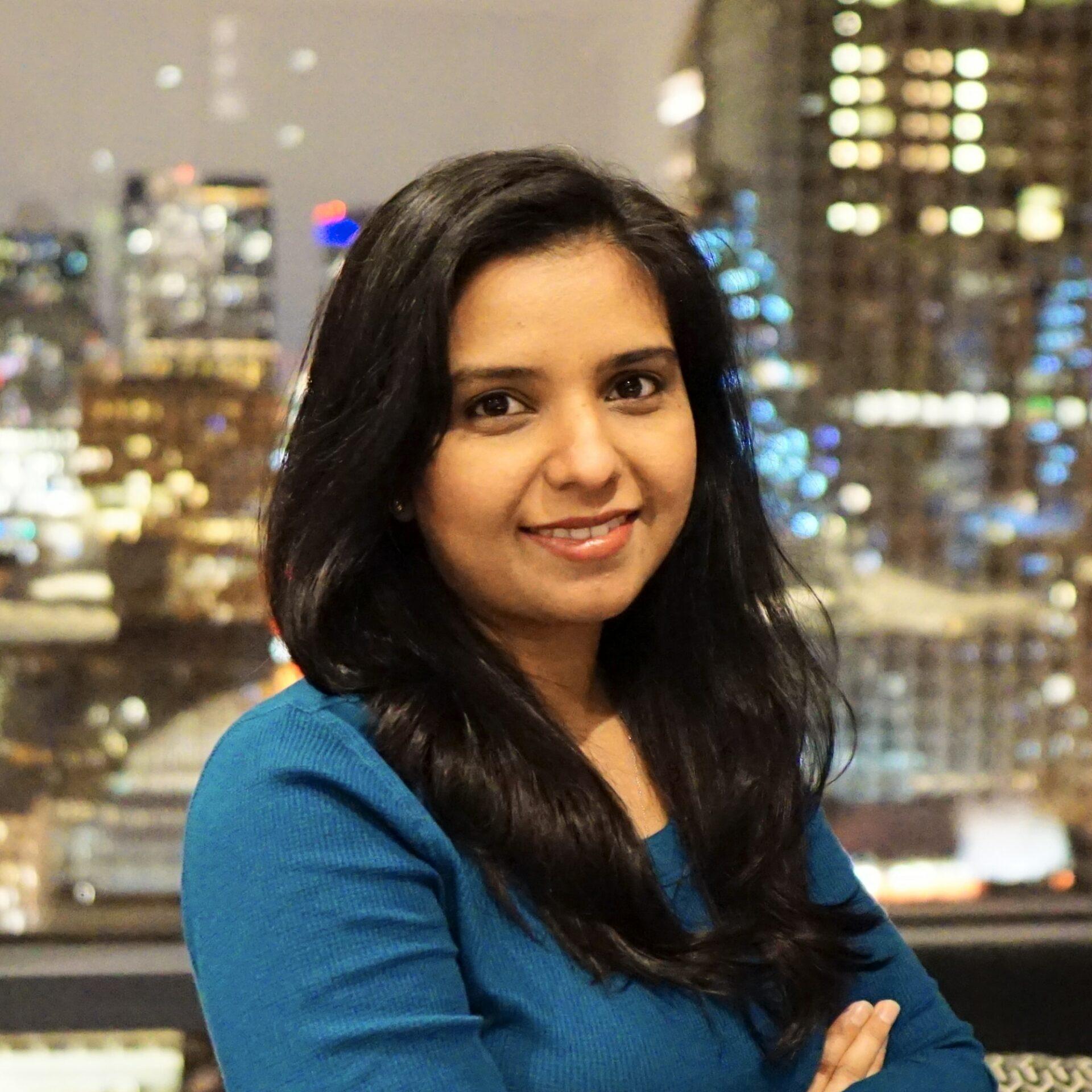 Megha Agarwal Neon