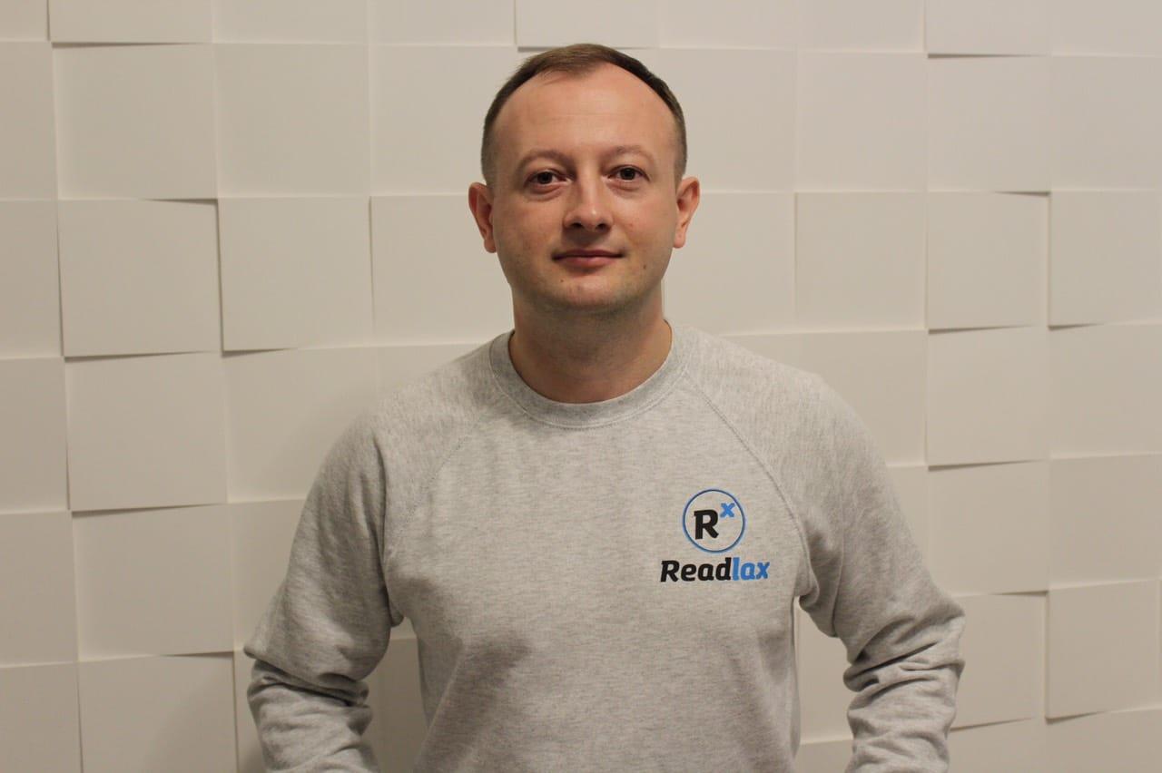 Oleksandr Golovatyi Readlax