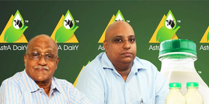 Rakesh Ravindran Astra Dairy