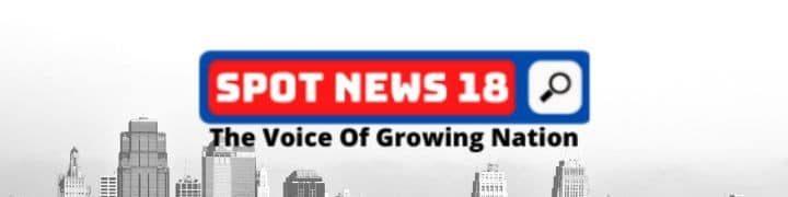 Spot News 18 logo
