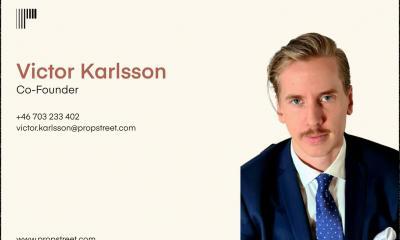 Victor Karlsson Propstreet