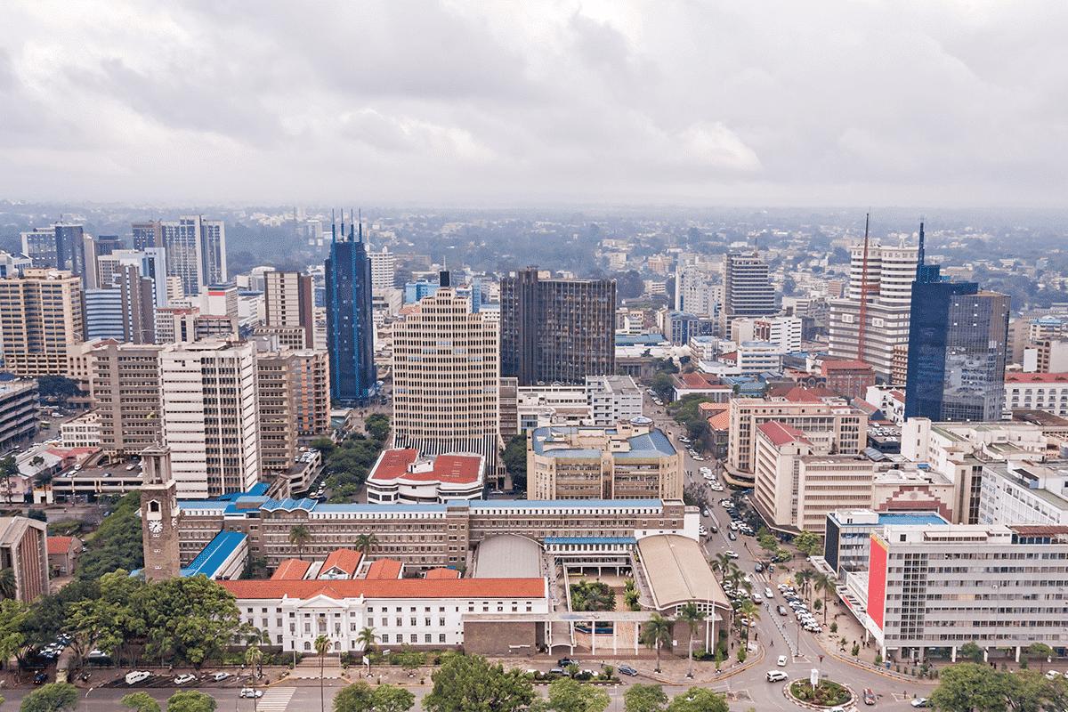 guide in kenya