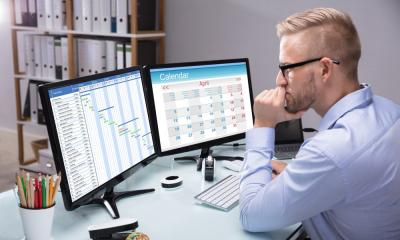 Staff Scheduling and Management in 2021