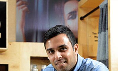 Akshay Narvekar Bombay Shirt Company