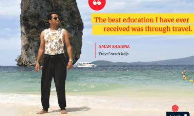 Aman Sharma Travel Needs help