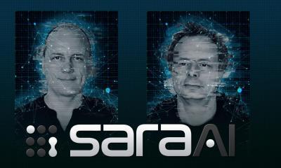 Artur Majtczak and Maciek Matuszewski Sara AI