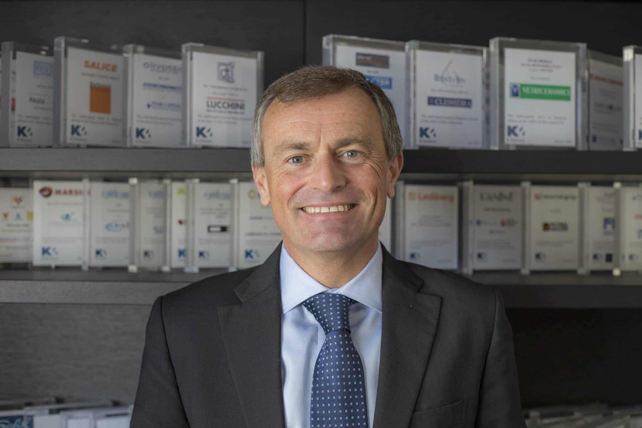 Filippo Guicciardi Equita K Finance