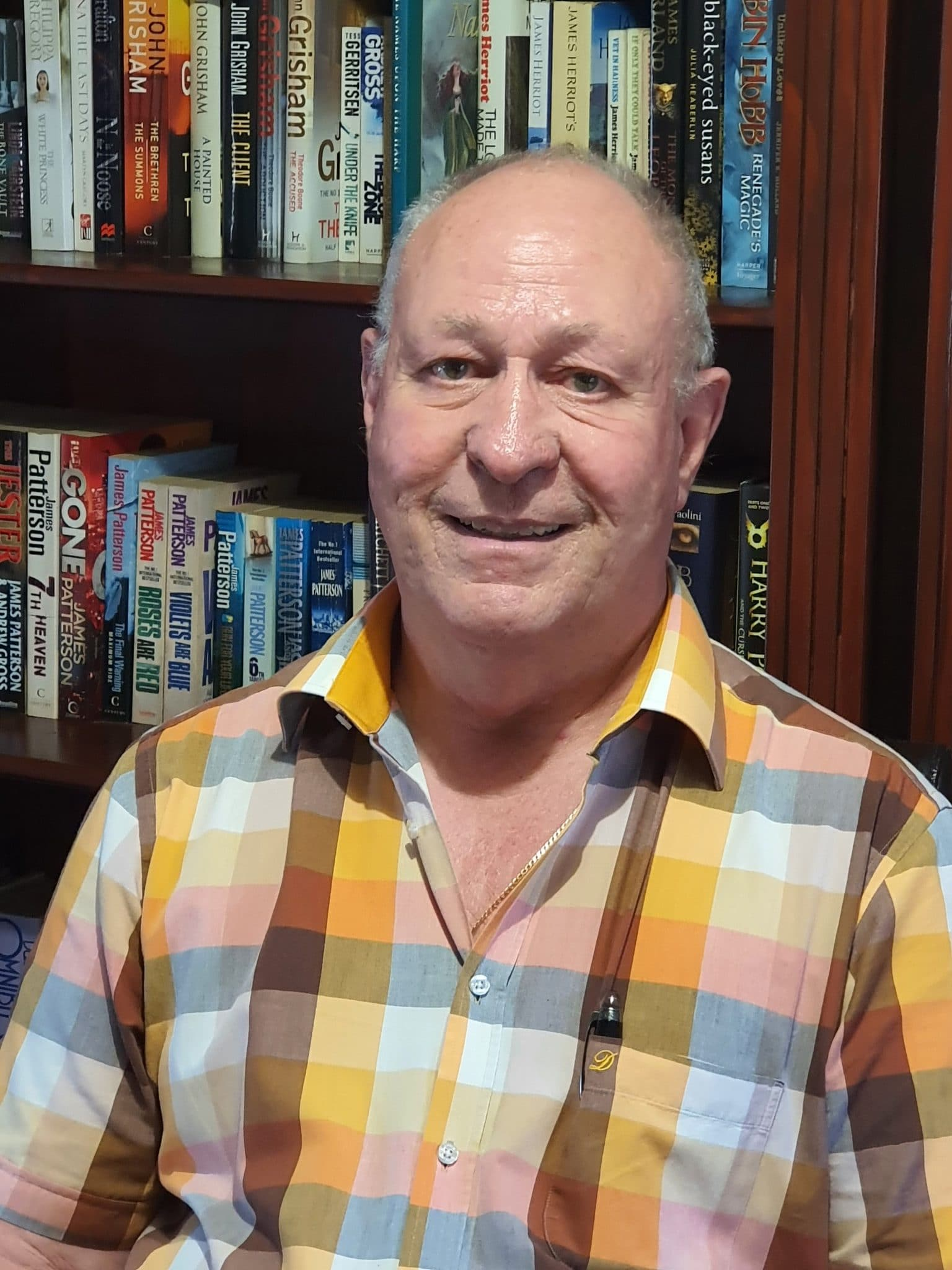 Ivan Radmore Buzzapex