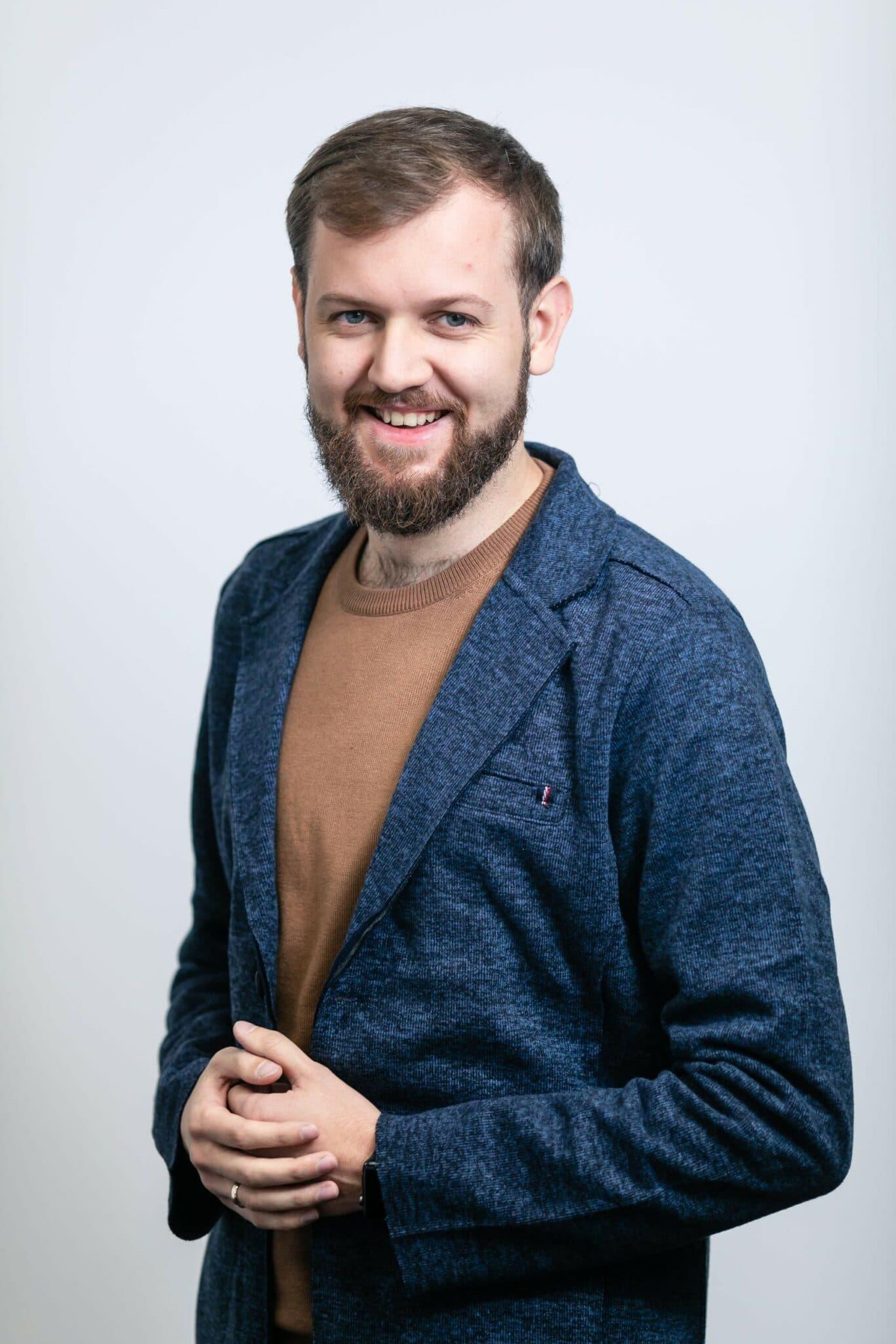 Liubomyr Pohreliuk Inoxoft