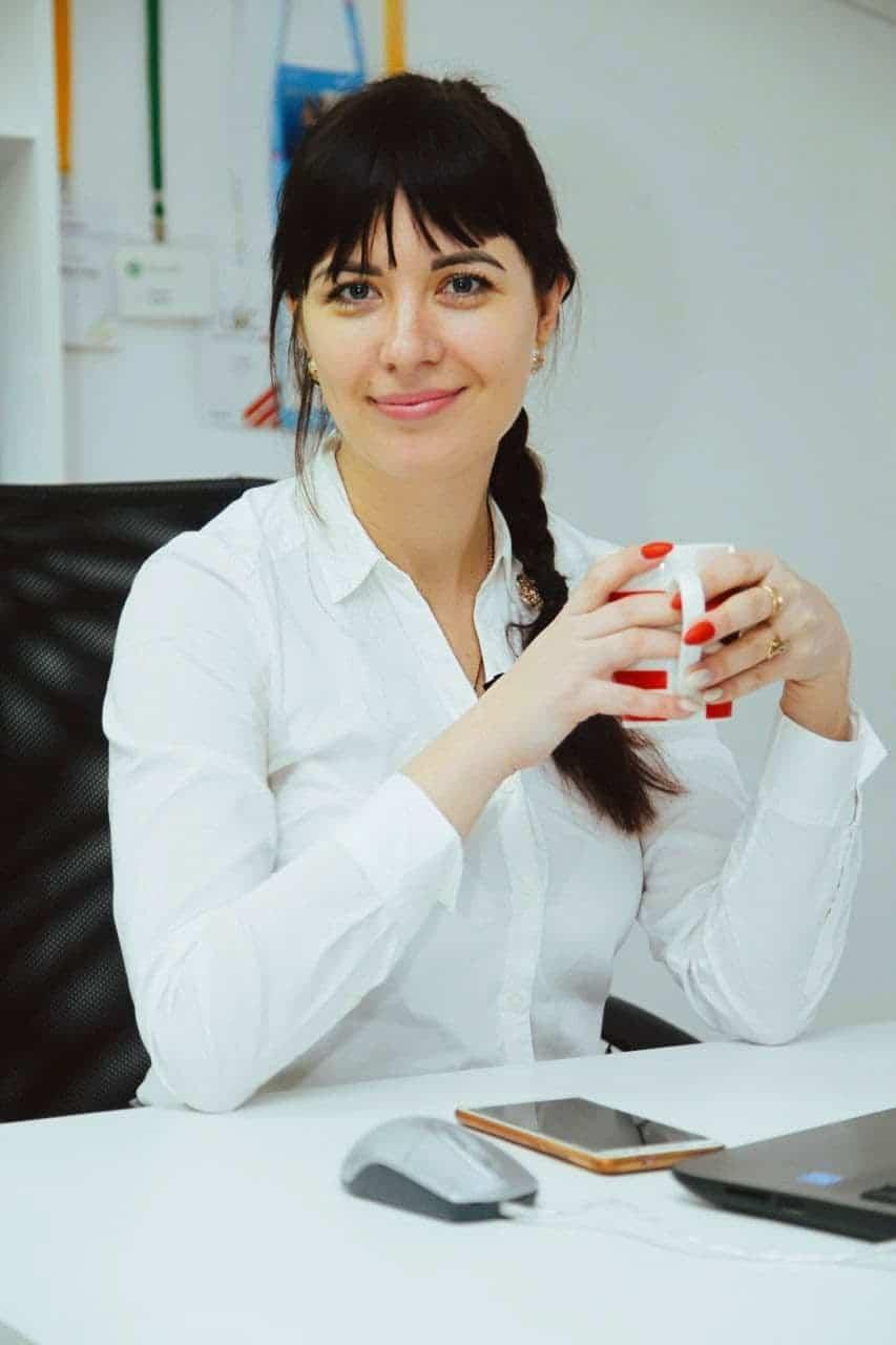 Oksana Pavlyuk Textum