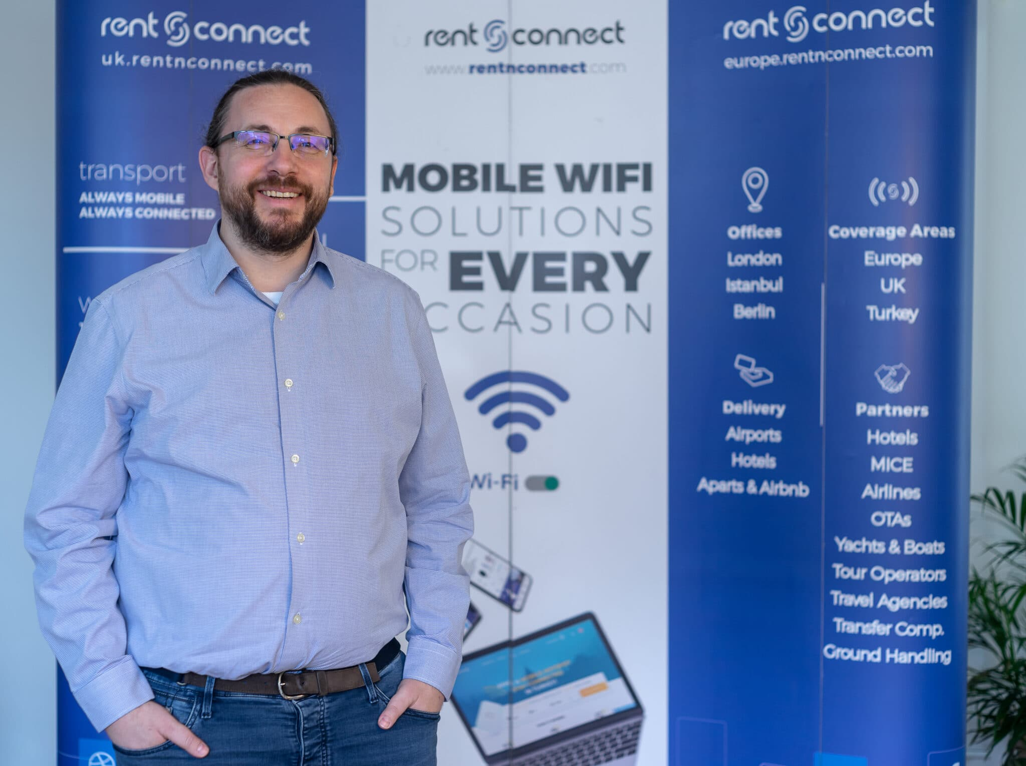 Ozgur Gen Rent 'n Connect