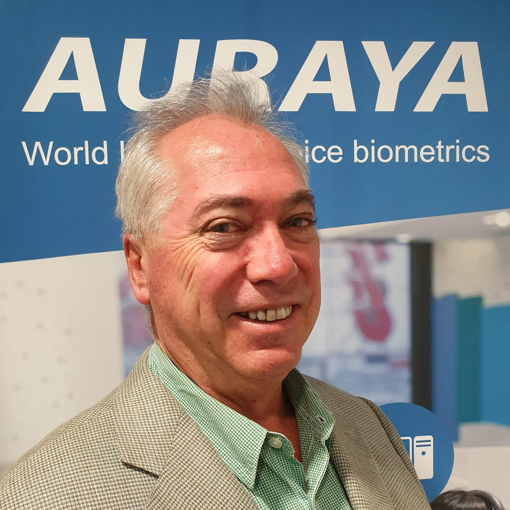 Paul Magee Auraya