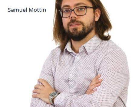 Samuel Mottin Pharmanity