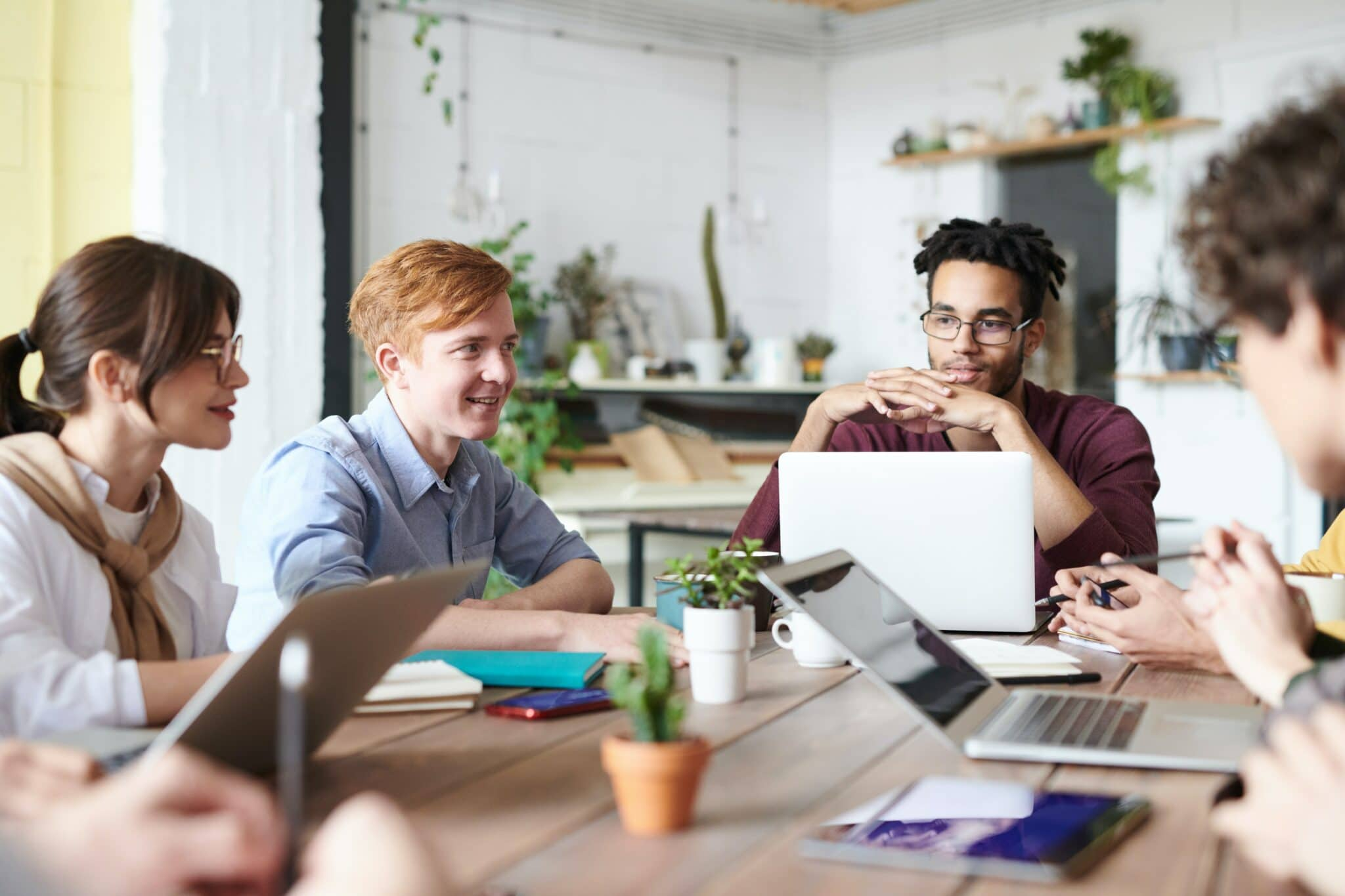 startup advantage competition