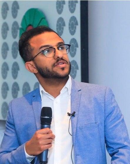 Ammar Alali Eden GeoTech