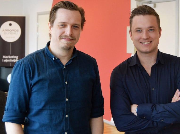 Mads Mathiasen, Lars Marco Andersen APROPOS BUREAU