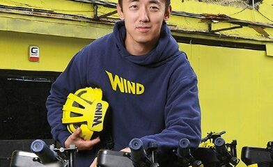 Eric Wang WIND MOBILITY