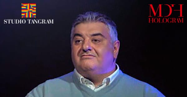 Giovanni Palma MDH HOLOGRAM