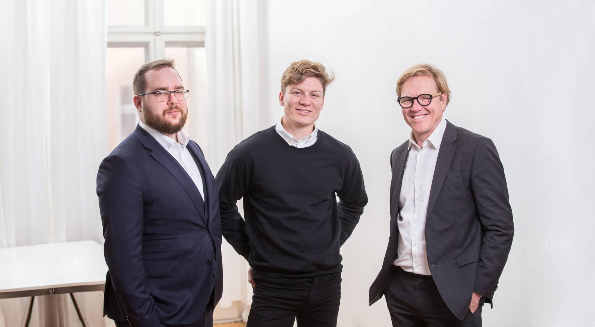 Hypofriend Founder-Team