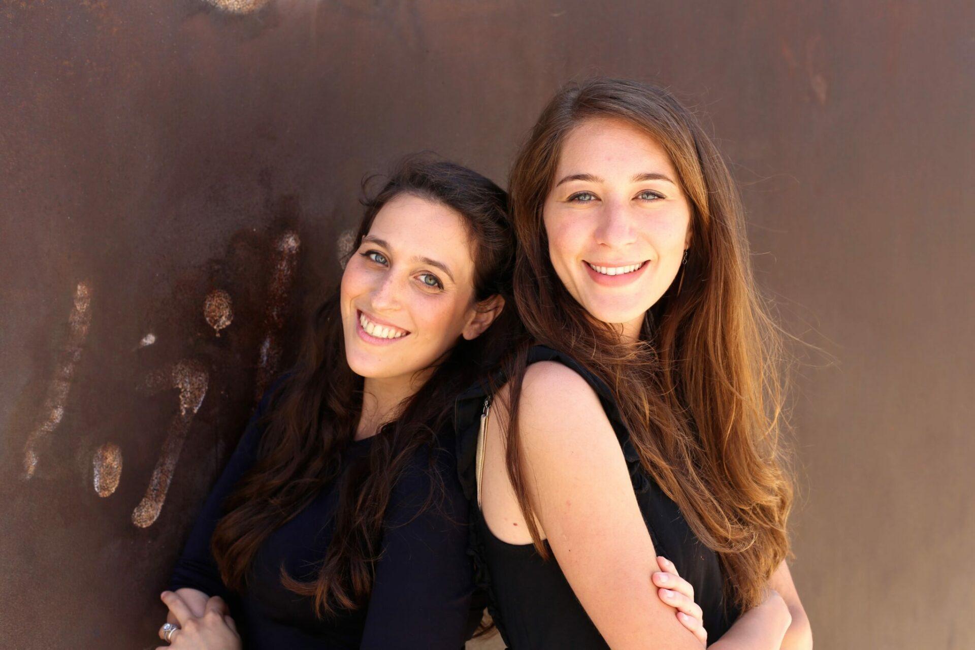 Jennifer Elias & Jessica Rosner Tech It Forward