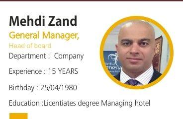 Mehdi Zand GapaTour