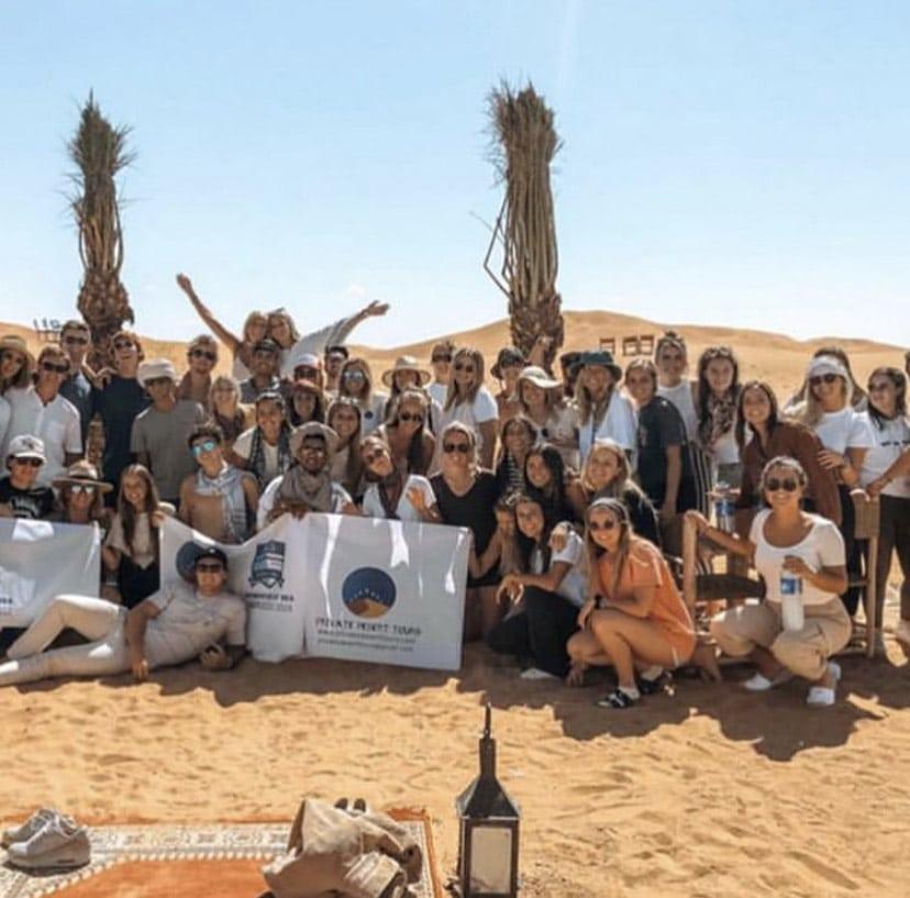 PRIVATE DESERT TOURS team
