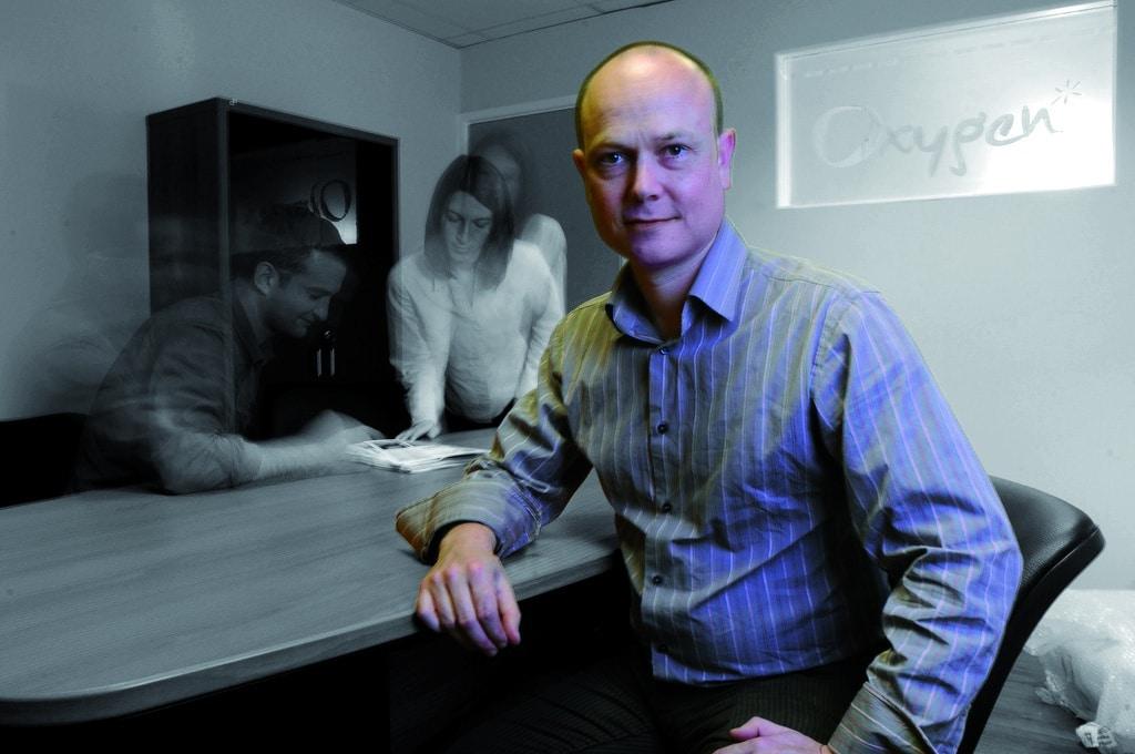 Steve Lodge Oxygen Agency