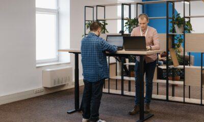 hauteur ideale bureau