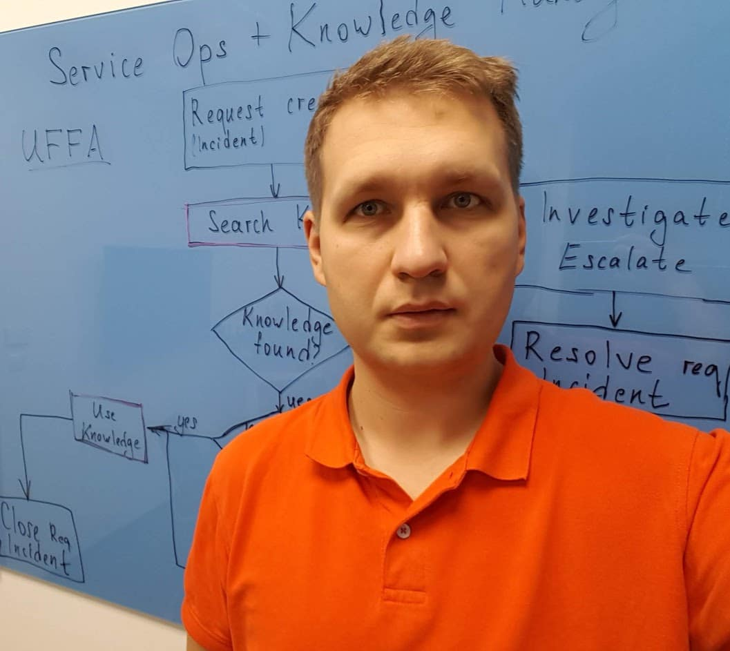 Aleks Yenin Polontech