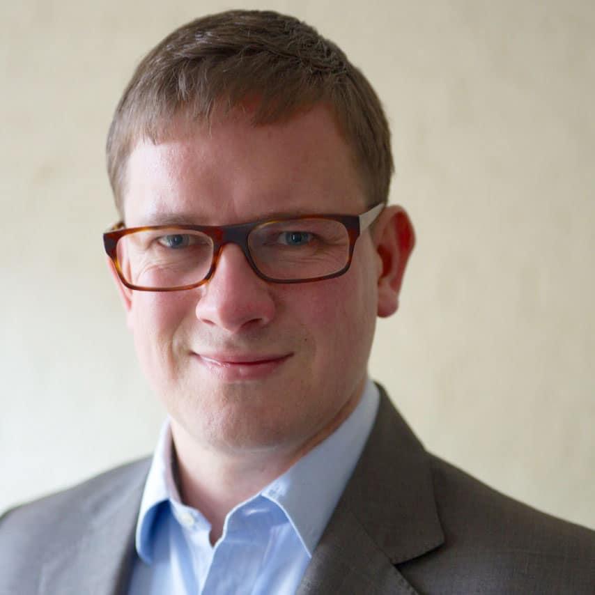 Andrew Marritt OrganizationView