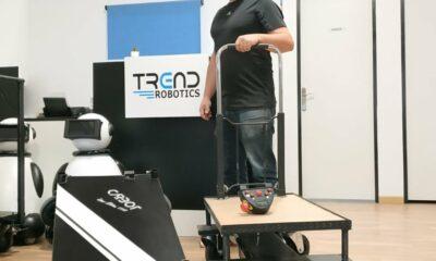 Javier Lamas, TREND ROBOTICS