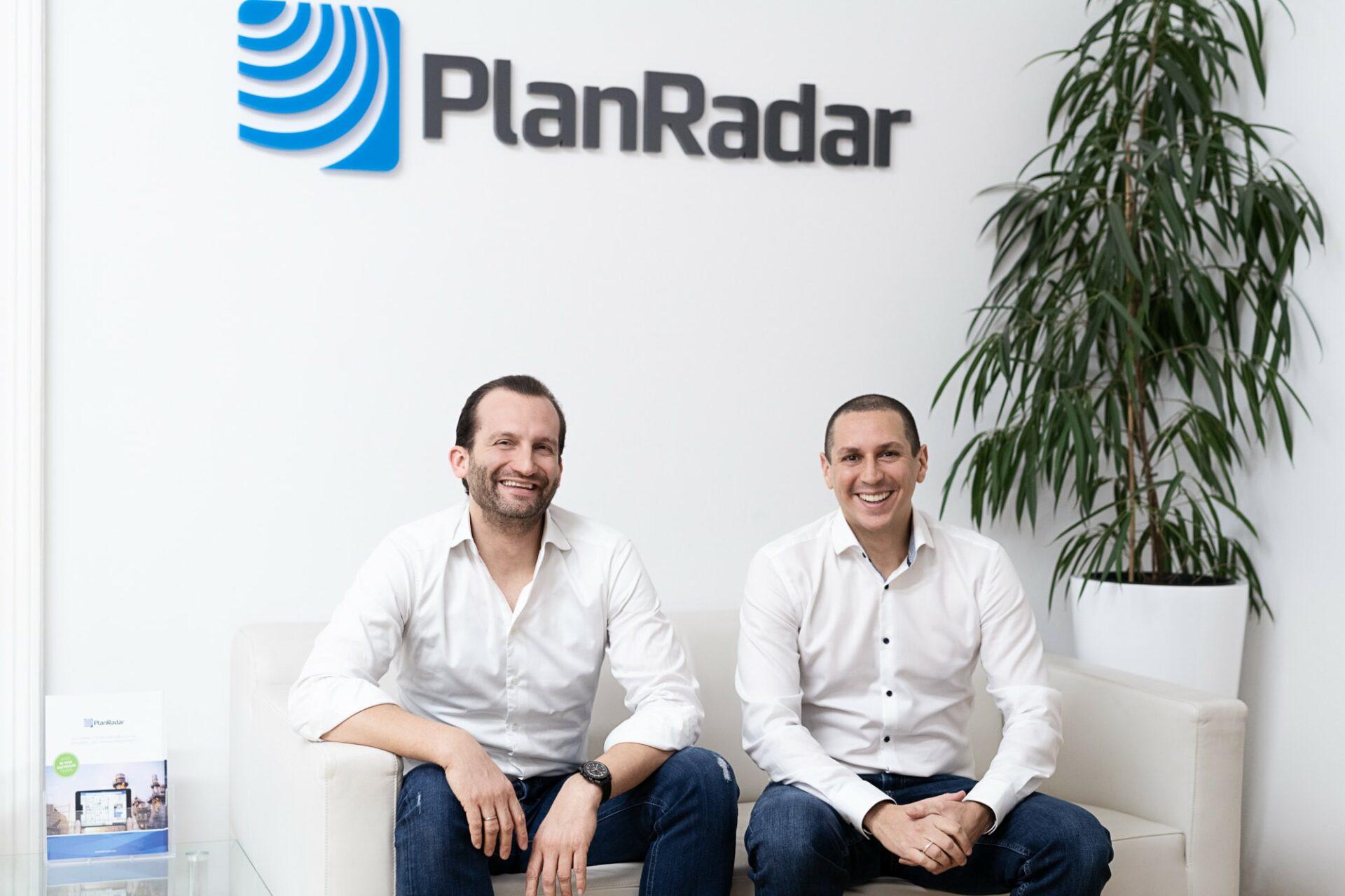 Ibrahim and Sander, PlanRadar