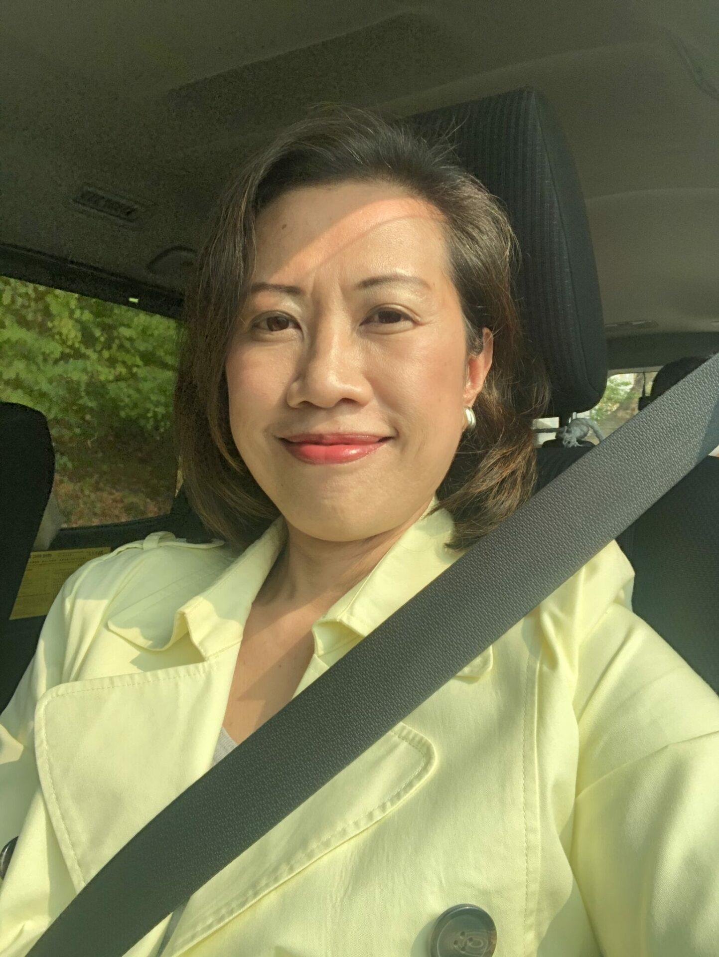 Doris Leung Diamond Cab