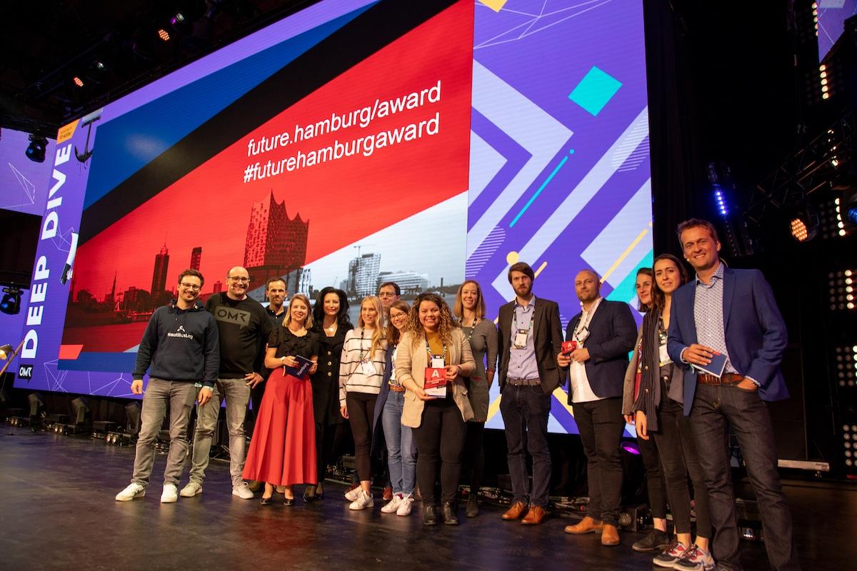 Future Hamburg Award Ceremony