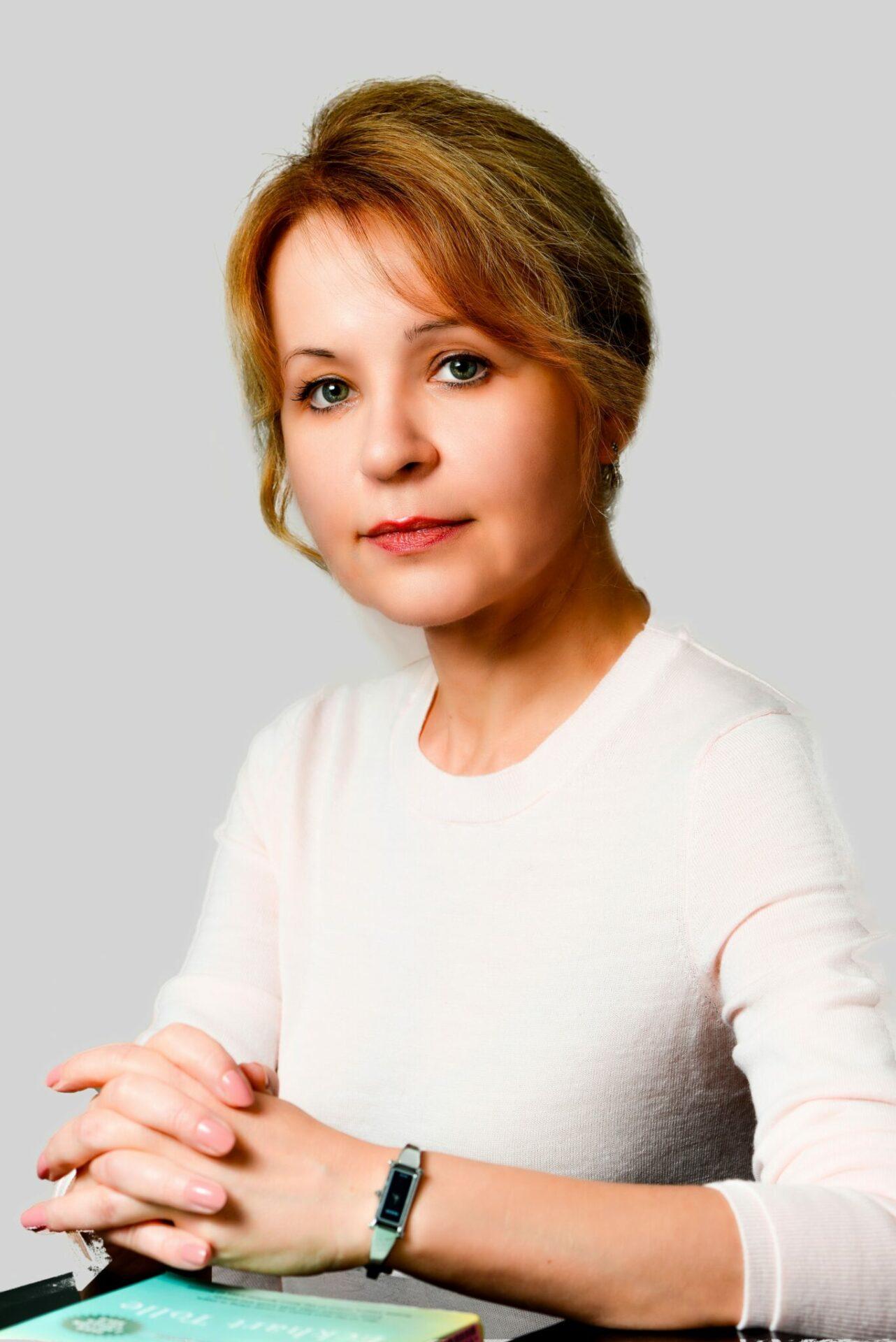 Halyna Batsoura Better Self