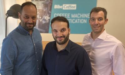 Panos Vrettos, Vasilis Apostolopoulos, and Konstantinos Sigalas BIBECOFFEE