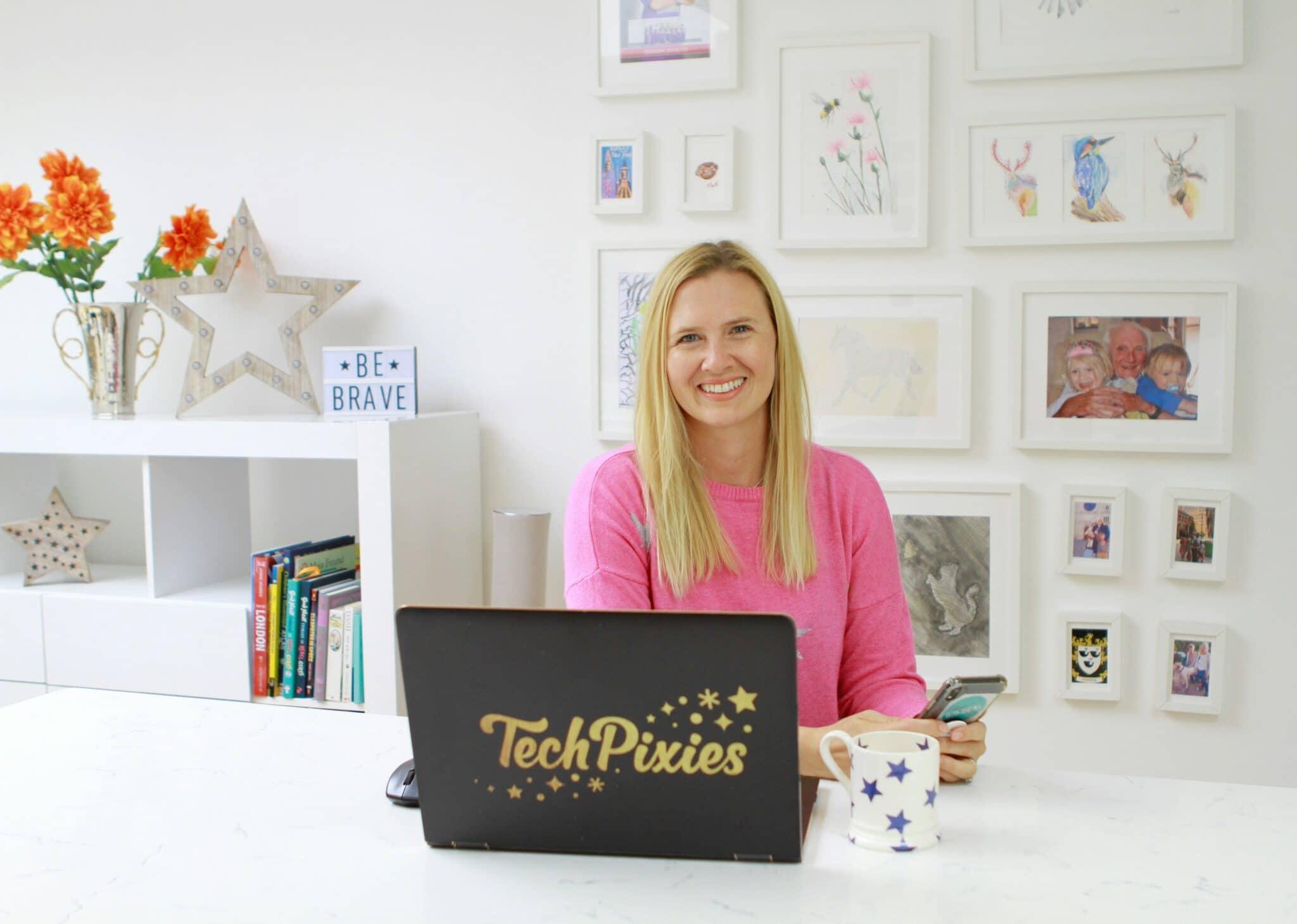 Joy Foster TechPixies