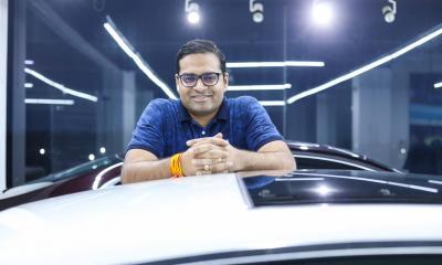 Sumit Garg, Luxury Ride