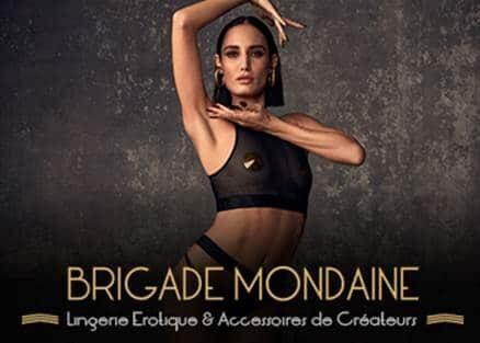 Nathaly Maisons Brigade Mondaine