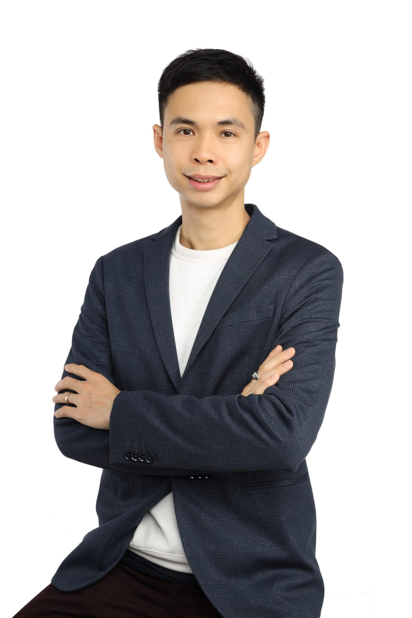 Raymond Chan Piloto Asia